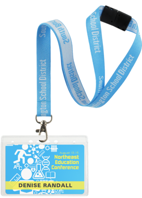 Click to see our lanyards!