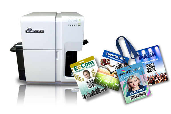 SwiftColor Printer & Badges