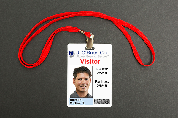 3 Reasons to Print Your Visitor Badges in Color