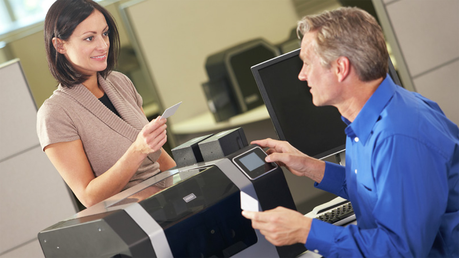 FARGO ID Card Printer Systems - Printing ID Cards
