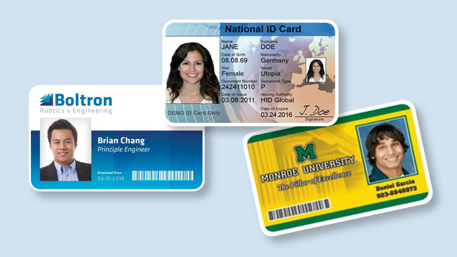 DTC Printers - ID Cards for all Industries